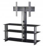 Sonorous TV-Rack, TV 50 inch - PL 2130-B-SLV